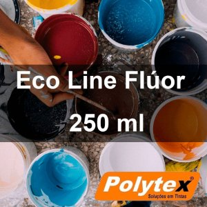 Eco Line Flúor - 250 ml