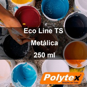 Eco Line TS Metálica - 250 ml