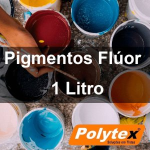 Pigmentos Flúor - 1 Litro