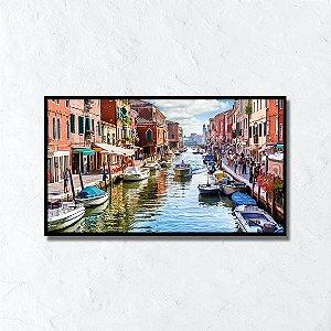 Quadro Decorativo Veneza