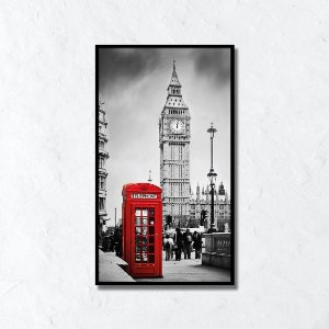 Quadro Decorativo Londres