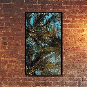 Quadro Decorativo Palmeira