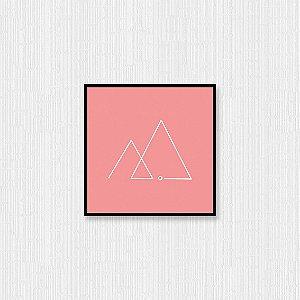 Quadro Decorativo Pirâmide
