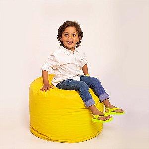 Chinelo Infantil Amarelo