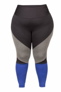 Legging Liliti Plus Size Royal
