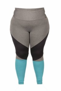 Legging Liliti Plus Size Verde Jan
