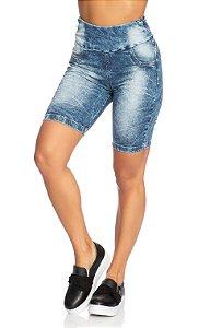 Bermuda jeans empina bumbum pence
