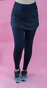 Legging modeladora com saia