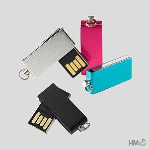 Mini Pen Drive Colorido 8 Gb