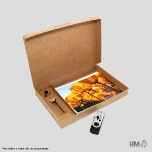 10 Caixas para Pen drive e Foto