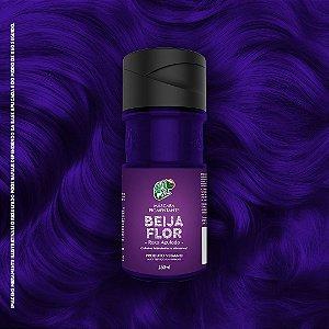 Máscara Pigmentante Roxo Azulado Kamaleão Color 150ml - Beija Flor