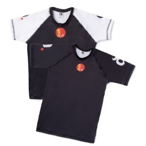 Rash Guard Manga Curta Infantil