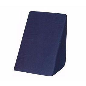 Encosto triangular  com capa impermeável