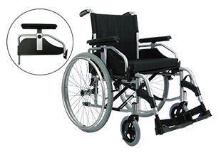Cadeira de rodas Munique 38 cm