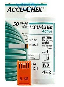 Fita Accu-Chek c/50