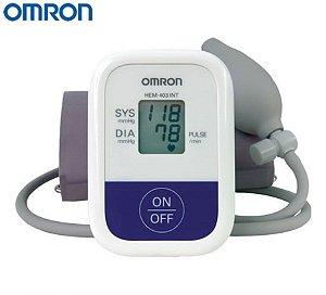 Aparelho de Pressão Digital Semi-Automático Omron