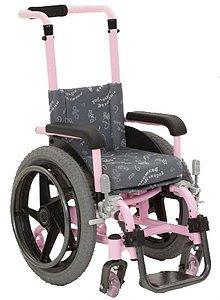 Cadeira de Rodas Agile Baby