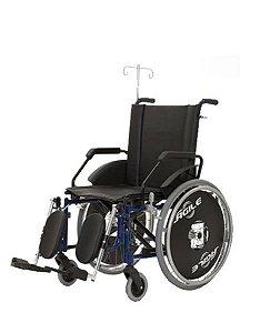 Cadeira de Rodas Agile Hospitalar