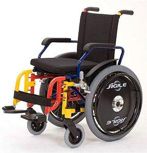 Cadeira de Rodas Agile Iinfantil