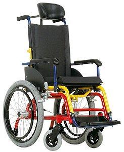 Cadeira de Rodas Iinfantil INDY