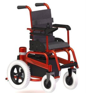 Cadeira de Rodas Motorizada Jaguar Infantil