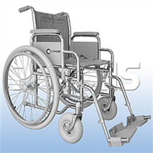 Cadeira de Rodas PRAXIS 10