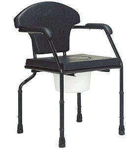 Cadeira Higiênica Estofada