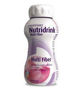 NutriDrink Mult Fiber Sabores - Morango, Baunilha ou Chocolate