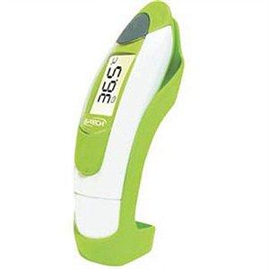 Termômetro Digital de Testa e Ouvido com Infra-Vermelho