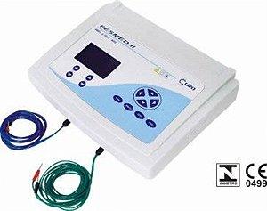 Eletroestimulador Tens + FES 2 CANAIS - FESMED II