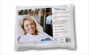 Capa Antiácaros Dry Bed para Travesseiro