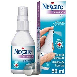 Spray Antisséptico Nexcare 50ml