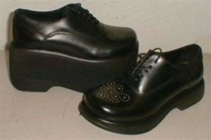 Sapato com Compensação