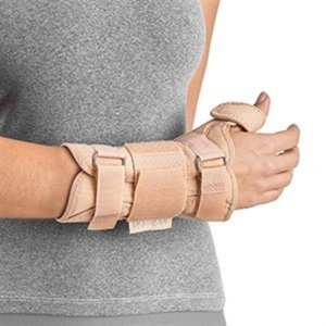 Tala imobilizadora com polegar Comfort plus direita