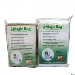 Lençol Plastico Vapt Vupt Anti Acaros Magic Bag