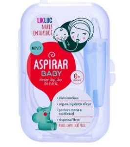 Aspirador Nasal Aspirar Baby LIKLUC