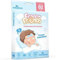 Compressas Refrescantes Fever Friends