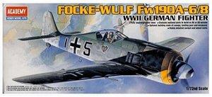 Academy - Focke-Wülf Fw190A-6/8 - 1/72