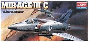 Academy - Mirage III C - 1/48