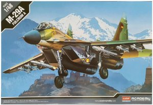 ACADEMY - M-29A Fulcrum - 1:48