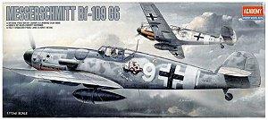 Academy - Messerschmitt Bf-109 G6 - 1/72