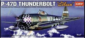 """Academy - P-47D """"Eileen"""" - 1/72"""