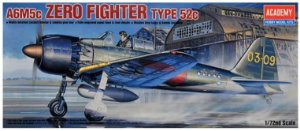 Academy - A6M5c Zero Fighter Type 52c - 1/72