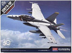 """Academy - USN F/A-18F """"VFA-2 Bounty Hunters"""" - 1/72"""