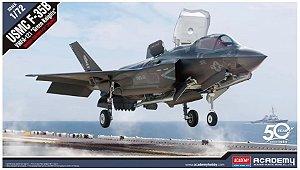 "Academy - USMC F-35B VMFA-121 ""Green Knights"" - 1/72"