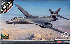 """Academy -  USAF B-1B 34th BS """"Thunderbirds"""" - 1/144"""