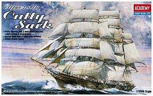 Academy - Clipper Ship Cutty Sark - 1/350