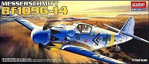 Academy - Messerschmitt Bf109G-14 - 1/72