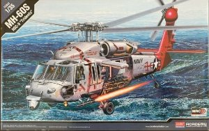 """Academy - MH-60S HSC-9 """"Tridents"""" - 1/35"""