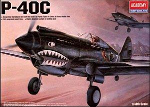 Academy - P-40C - 1/48